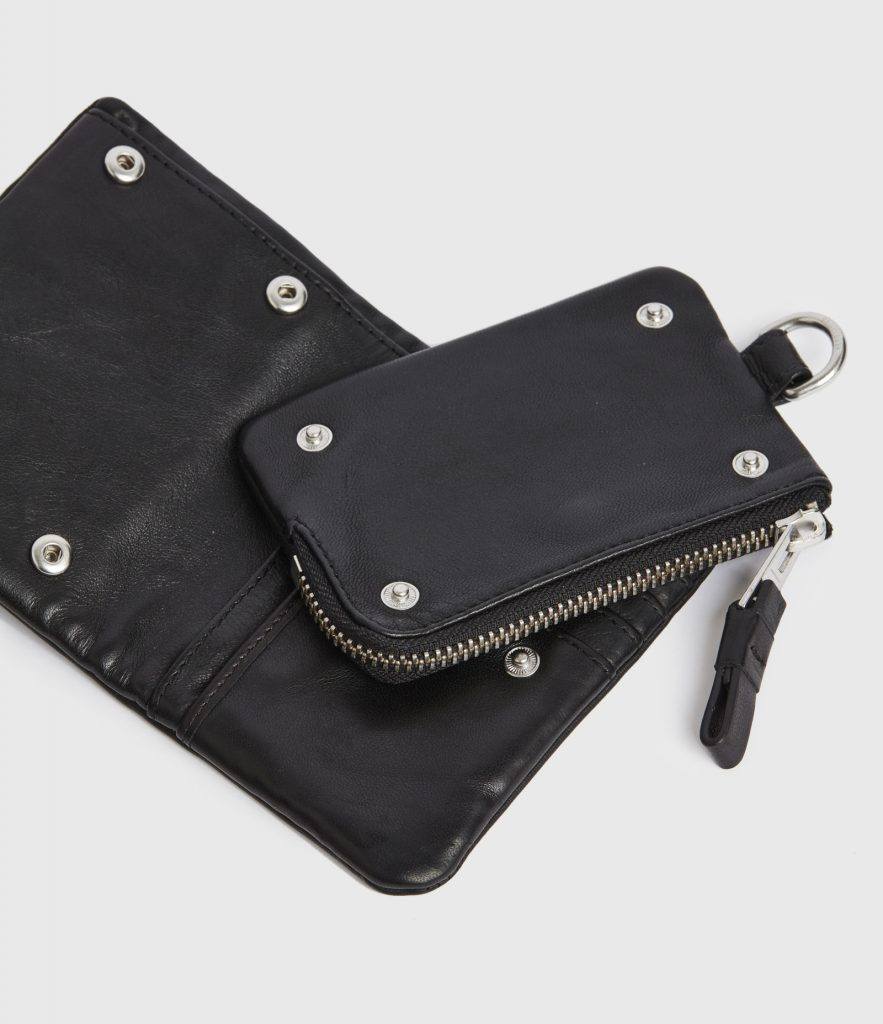 JUNCTION LEATHER WALLET