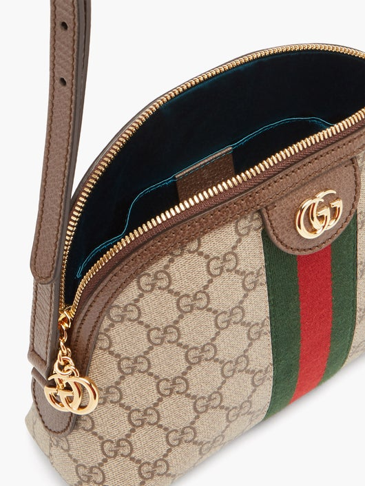 GUCCI Ophidia small GG Supreme cross-body bag